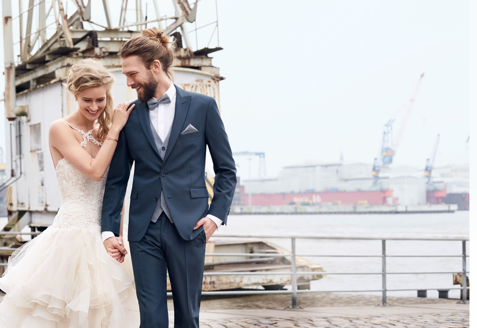 Herrenmode für Konfirmation, Abschlussball oder Hochzeit