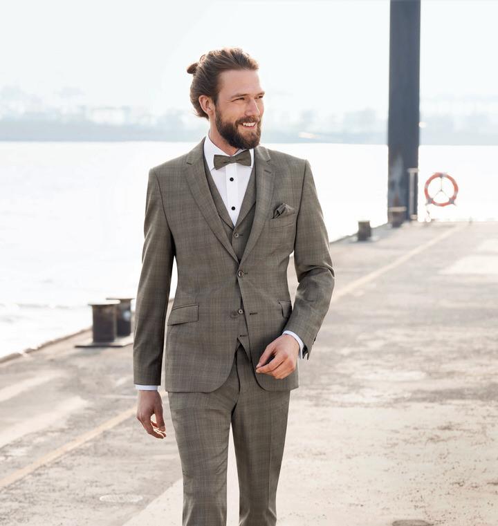 Herrenmode 2019 bei La Priska Hochzeiten