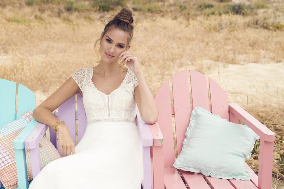 Brautmode für den schönsten Tag im Leben
